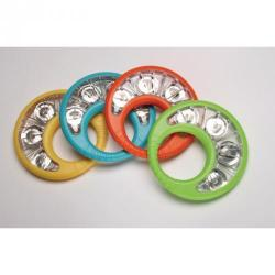 Cheap Stationery Supply of Half Moon Tambourine Assorted Pack of 4 Office Statationery