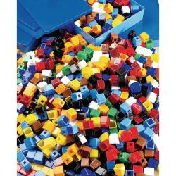 Cheap Stationery Supply of Unifix Cubes Pack 100 Office Statationery