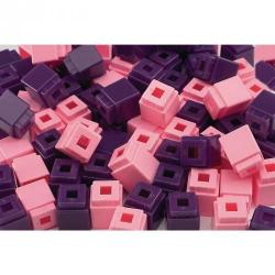 Cheap Stationery Supply of Unifix Cubes Pink Pack 100 Office Statationery