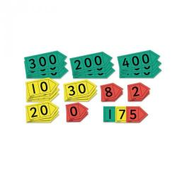 Cheap Stationery Supply of Magnetic Place Value Arrows Hundreds, Tens amp Units Office Statationery