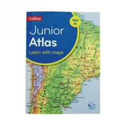 Cheap Stationery Supply of Collins Junior Atlas Office Statationery