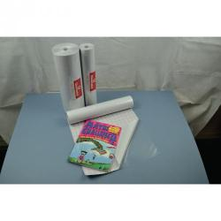 Cheap Stationery Supply of Transparent W200mm x 70 metre Classmates Book Covering Office Statationery