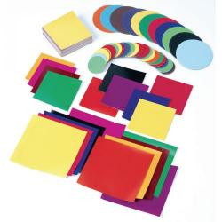 Cheap Stationery Supply of Bulk Pack of Gummed Shapes Office Statationery
