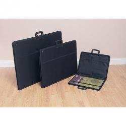 Cheap Stationery Supply of Economy Zip Carrying Case A1 Office Statationery