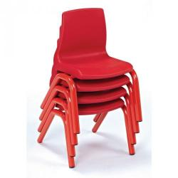 Cheap Stationery Supply of Harlequin Chairs Size A Seat height 260mm Purple Office Statationery