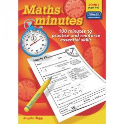 Cheap Stationery Supply of Maths Minutes Book 2 Office Statationery