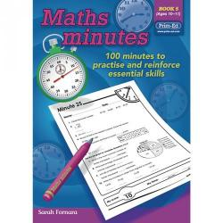 Cheap Stationery Supply of Maths Minutes Book 5 Office Statationery
