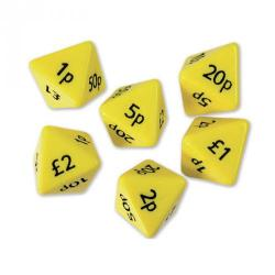 Cheap Stationery Supply of Money Dice Office Statationery