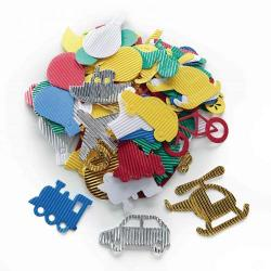 Cheap Stationery Supply of Corrugated Die Cut Transport Shapes Office Statationery
