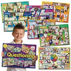 Cheap Stationery Supply of 7 Questioning Skills Board Games Office Statationery