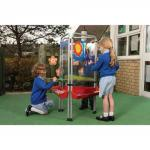 3 Sided Primary Easel