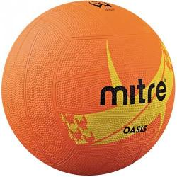 Cheap Stationery Supply of Mitre Oasis Netball Size 5 Office Statationery