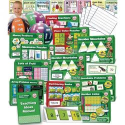 Cheap Stationery Supply of Number Smart Maths Kit Green Office Statationery