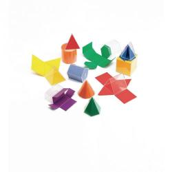 Cheap Stationery Supply of Folding 2D3D Geometric Solids Set 11 Office Statationery