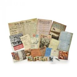 Cheap Stationery Supply of WW1 Memorabilia Pack Office Statationery