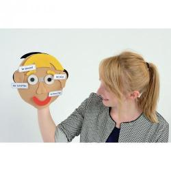 Cheap Stationery Supply of Make A Face Puppet Office Statationery