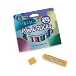 Cheap Stationery Supply of Little Brian Ready Mixed Paint in Assorted Pack of 6 10g Office Statationery