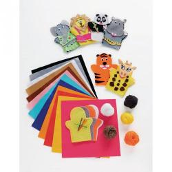 Cheap Stationery Supply of Animal Puppets Office Statationery