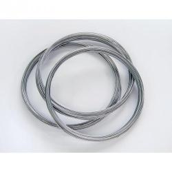 Cheap Stationery Supply of Silver Aluminium Wire Office Statationery
