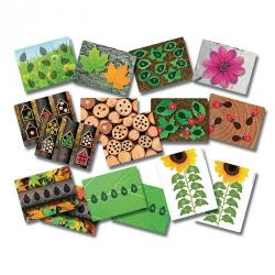 Cheap Stationery Supply of Ladybugs Early Number Cards Office Statationery