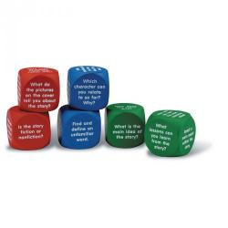 Cheap Stationery Supply of Reading Comprehension Cubes Office Statationery