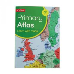 Cheap Stationery Supply of Collins Primary Atlas Office Statationery
