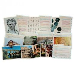 Cheap Stationery Supply of Thinking History Cards Romans Office Statationery