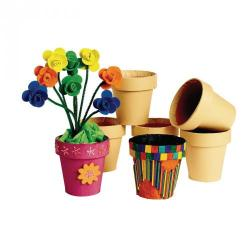 Cheap Stationery Supply of Decorate Your Own Flowerpots Office Statationery