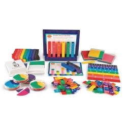 Cheap Stationery Supply of Rainbow Fraction Teach Kit Office Statationery