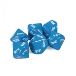 Cheap Stationery Supply of Place Value Dice Thousands Pack 30 Office Statationery