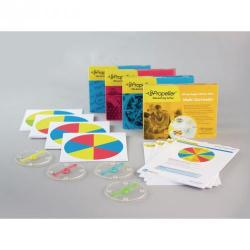 Cheap Stationery Supply of Propeller Spintelligence Number Spinner Kit- Year 2 Office Statationery
