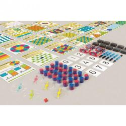 Cheap Stationery Supply of Propeller Cracking Concepts Whiteboard Games Kits Multiples, Factors, Primes, Square and Cube UKS2 Office Statationery