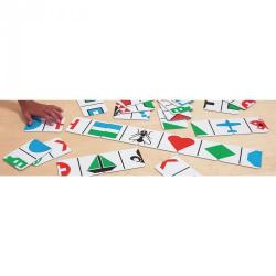 Cheap Stationery Supply of Symmetry Dominoes Pack 30 Office Statationery