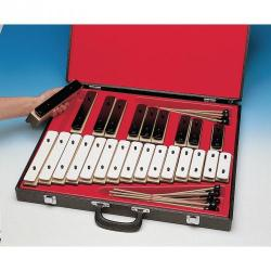Cheap Stationery Supply of Sound Blocks In A Case Chime Bar Set Office Statationery