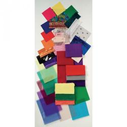 Cheap Stationery Supply of Textured Fabric Bundle Office Statationery