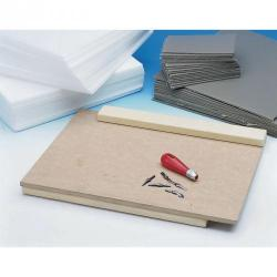 Cheap Stationery Supply of Polystyrene Sheets 305 x 305 x 3mm Pack of 25 Office Statationery