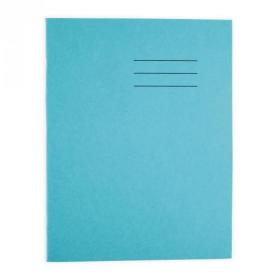 Vivid Blue 9x739 Exercise Book 32-Page, Plain Pack of 100