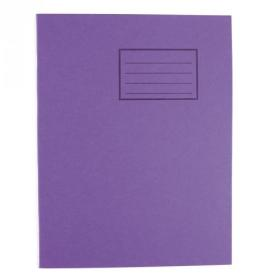 Vivid Purple 9x739 Exercise Book 32-Page, 15mm Ruled Plain Alternate Pack of 100