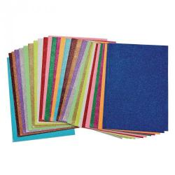Cheap Stationery Supply of A4 Glitter Paper Pack A4 Office Statationery