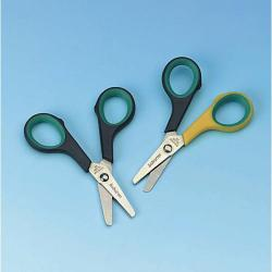 Cheap Stationery Supply of Soft Grip School Scissors Left Handed Pack of 12 Office Statationery