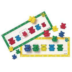 Cheap Stationery Supply of Three Bear Family Pattern and Sequencing Cards Office Statationery
