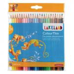Lakeland Assorted Colourthin Fine Colouring Pencils Pack of 24