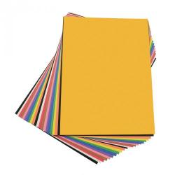 Cheap Stationery Supply of Spectra Construction A4 Paper Assortment Pack of 50 Office Statationery