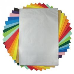 Cheap Stationery Supply of Poster Paper Sheets Silver Office Statationery