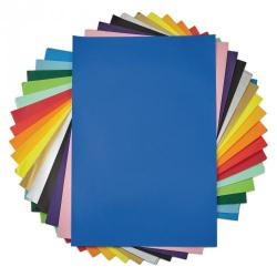 Cheap Stationery Supply of Poster Paper Sheets Dark Blue Office Statationery