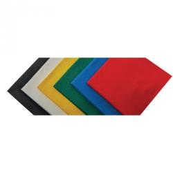 Cheap Stationery Supply of Individual Colour Felt Folds Red Office Statationery