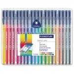 Staedtler Triplus Triangular Colouring Pens