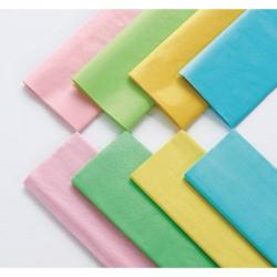Cheap Stationery Supply of Coloured Tissue Paper Folds Light Blue Office Statationery