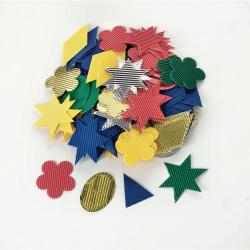 Cheap Stationery Supply of Die Cut Corrugated Shapes Office Statationery