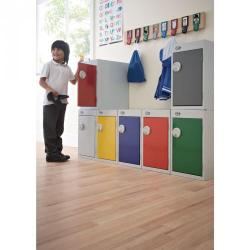 Cheap Stationery Supply of Quarto Lockers Deadlock Burgundy Office Statationery